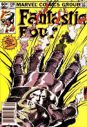 Fantastic Four (1961-1996)#258A