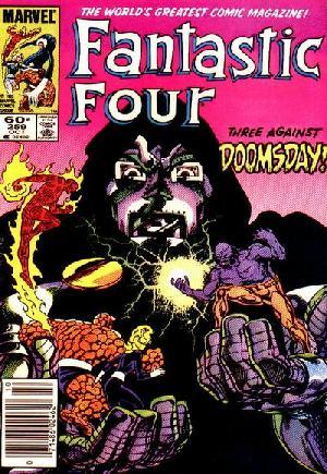 Fantastic Four (1961-1996)#259A