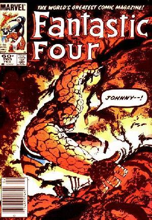 Fantastic Four (1961-1996)#263A