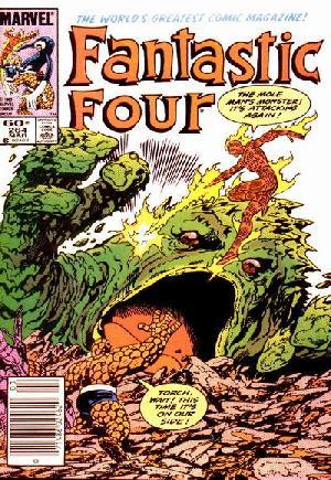 Fantastic Four (1961-1996)#264A