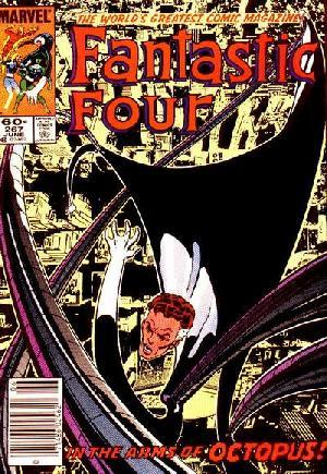 Fantastic Four (1961-1996)#267A