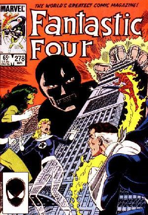 Fantastic Four (1961-1996)#278B