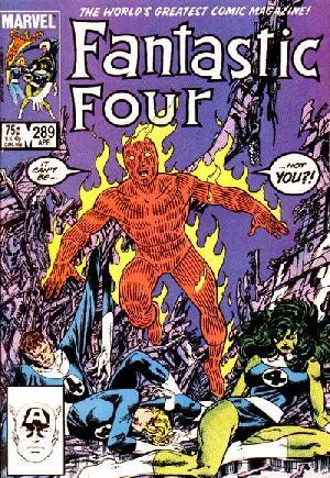 Fantastic Four (1961-1996)#289B