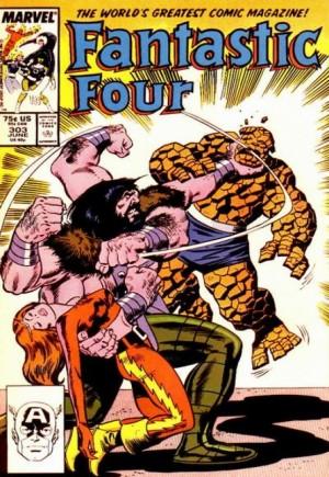 Fantastic Four (1961-1996)#303B