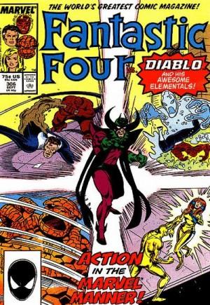 Fantastic Four (1961-1996)#306B