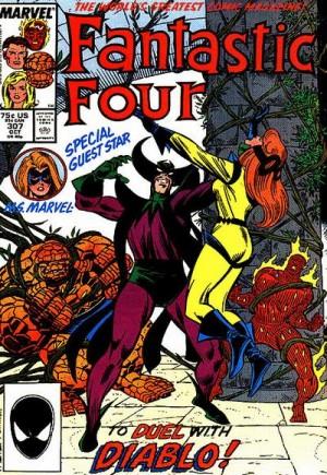 Fantastic Four (1961-1996)#307B