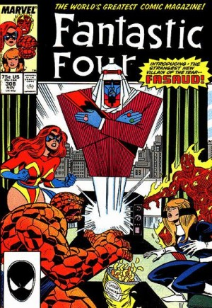 Fantastic Four (1961-1996)#308B