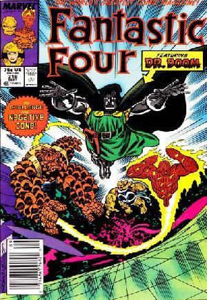 Fantastic Four (1961-1996)#318A