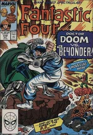 Fantastic Four (1961-1996)#319B