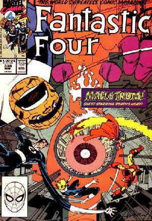 Fantastic Four (1961-1996)#338B