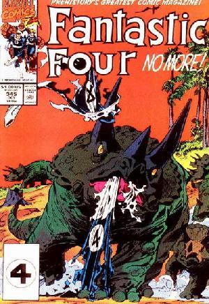 Fantastic Four (1961-1996)#345B