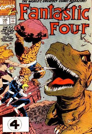 Fantastic Four (1961-1996)#346B