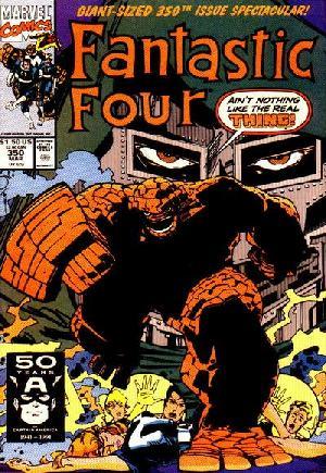 Fantastic Four (1961-1996)#350B