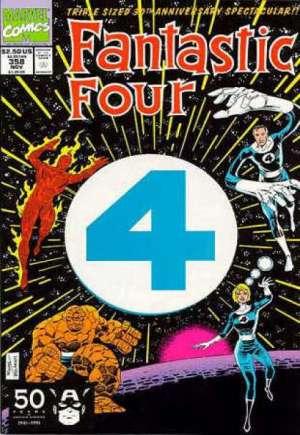 Fantastic Four (1961-1996)#358B