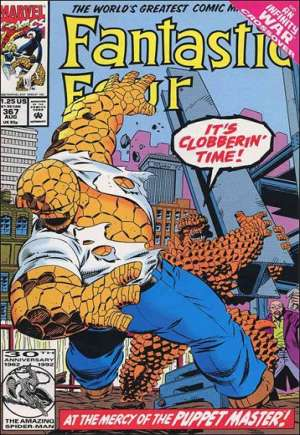 Fantastic Four (1961-1996)#367B