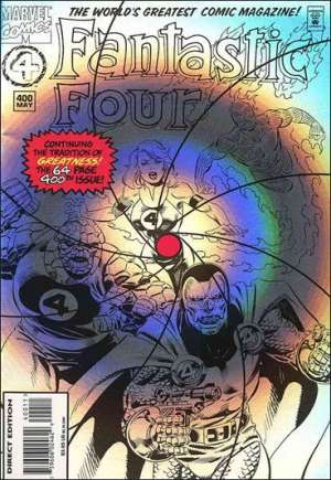 Fantastic Four (1961-1996)#400B