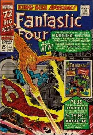 Fantastic Four (1961-1996)#Annual 4