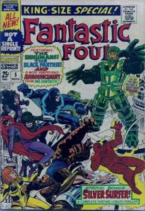 Fantastic Four (1961-1996)#Annual 5