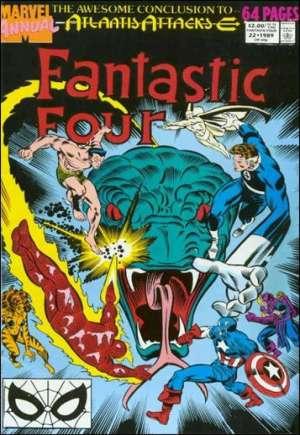 Fantastic Four (1961-1996)#Annual 22B