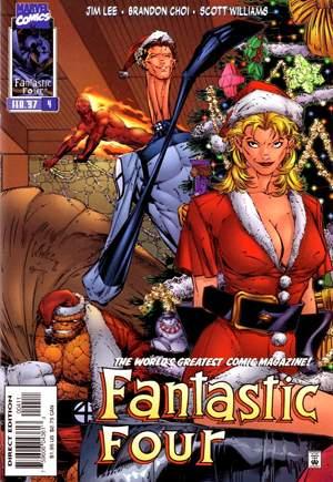 Fantastic Four (1996-1997)#4C