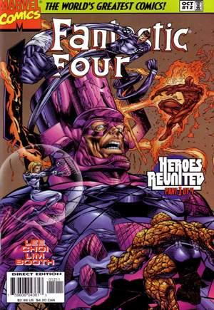 Fantastic Four (1996-1997)#12B