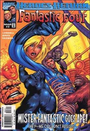Fantastic Four (1998-2011)#3