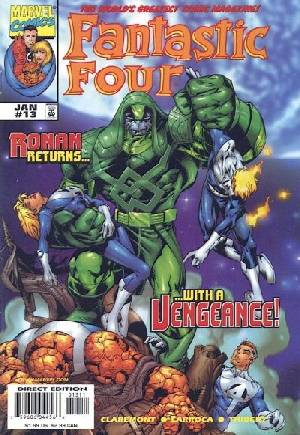 Fantastic Four (1998-2011)#13