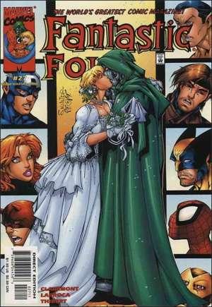 Fantastic Four (1998-2011)#27B