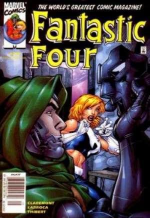 Fantastic Four (1998-2011)#29A