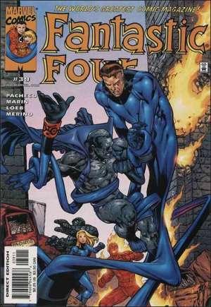 Fantastic Four (1998-2011)#39