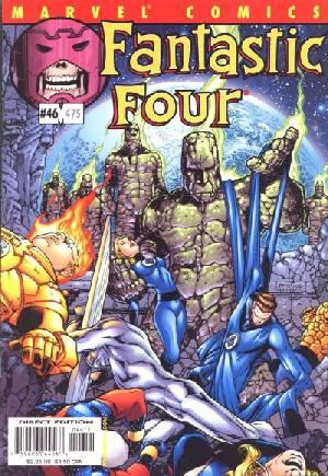 Fantastic Four (1998-2011)#46