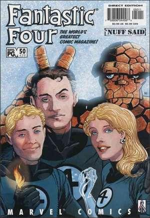 Fantastic Four (1998-2011)#50