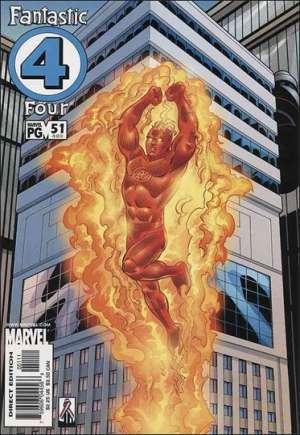 Fantastic Four (1998-2011)#51