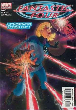 Fantastic Four (1998-2011)#504B