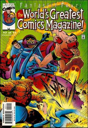 Fantastic Four: The World's Greatest Comic Magazine#2
