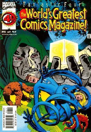 Fantastic Four: The World's Greatest Comic Magazine#6