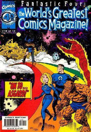Fantastic Four: The World's Greatest Comic Magazine#10