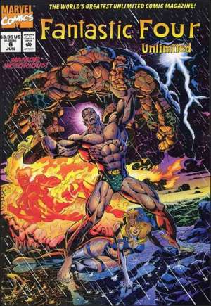 Fantastic Four Unlimited (1993-1995) #6