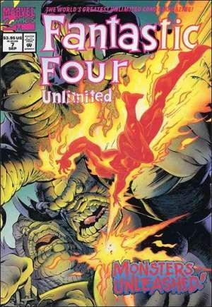 Fantastic Four Unlimited (1993-1995)#7