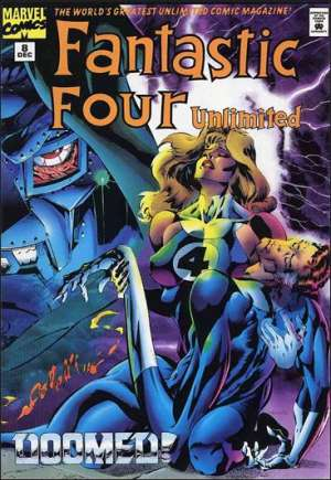 Fantastic Four Unlimited (1993-1995) #8
