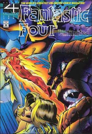 Fantastic Four Unlimited (1993-1995) #10