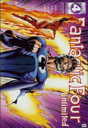 Fantastic Four Unlimited (1993-1995)#12