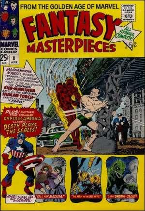 Fantasy Masterpieces (1966-1967)#8