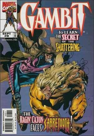 Gambit (1999-2001)#8B
