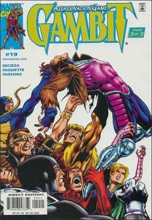 Gambit (1999-2001)#19