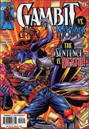 Gambit (1999-2001)#21