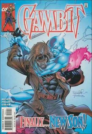 Gambit (1999-2001)#24