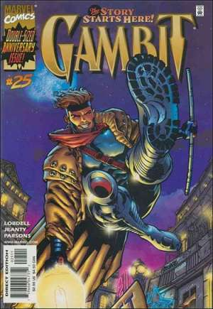 Gambit (1999-2001)#25