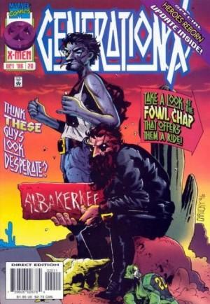 Generation X (1994-2001)#20B