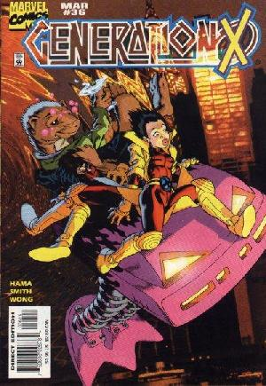 Generation X (1994-2001)#36B
